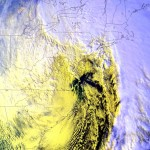 Hi-Res Satellite image of the superstorm as it passed near the NYC Area.