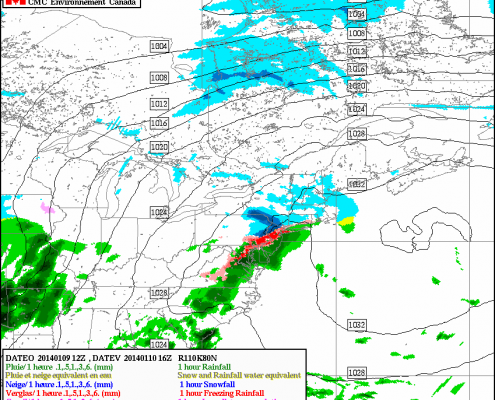 Today's 12z RGEM valid for 11am tomorrow morning shows some significant icing for the NYC area.