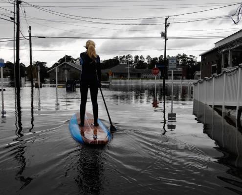 Flooding in NJ