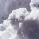 Clouds header.