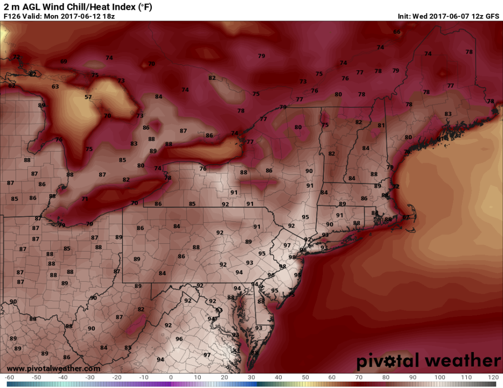 Public Analysis Dreary Pattern Finally Breaks Heat Wave Next - Us weather map next week